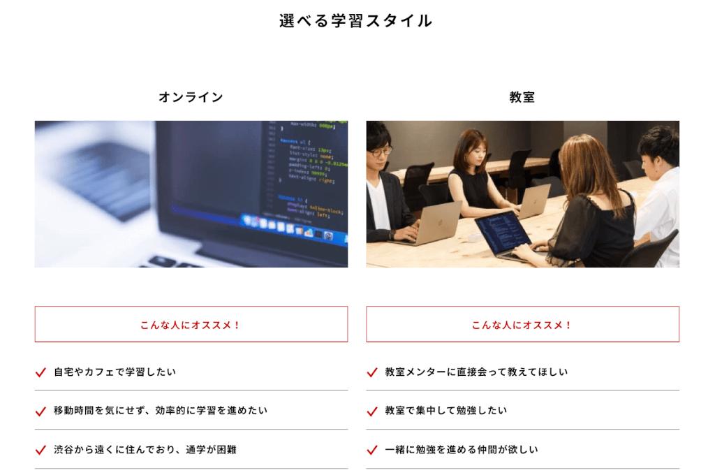 techboostの学習スタイル